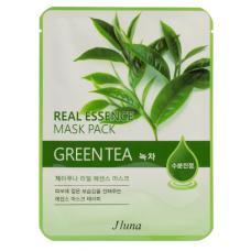 Jluna Маска для лица для проблемной кожи Зеленый чай, 1 шт