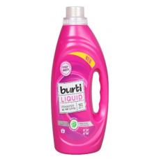 Burti, жидкое средство для стирки цветного и тонкого белья Liquid, 2,86 л