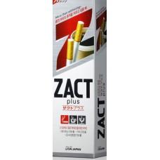 Cj lion Зубная паста отбеливающая ZACT, 150 гр