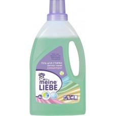 Meine Liebe гель для стирки цветных тканей концентрат Луговые цветы 800 мл