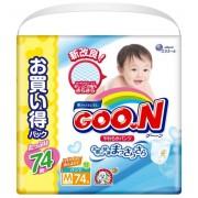 GooN трусики Ultra Jumbo Pack M (7-12 кг) 74 шт