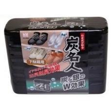 Kokubo Dehumidification Поглотитель влаги и неприятных запахов для обувных шкафов, 60 гр