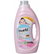 Burti liquid Baby, жидкое средство  для стирки детского белья, 1.45 л