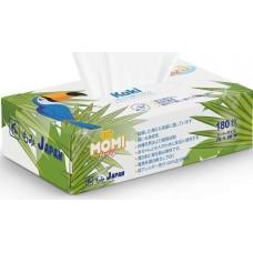 MOMI Бумажные салфетки Family KUKI, двухслойные, 180 шт