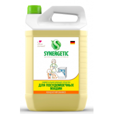 Synergetic Средство концентрированное для посудомоечных машин, 5 л
