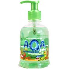 Aqa Baby Жидкое мыло для детей Морские приключения, 300 мл
