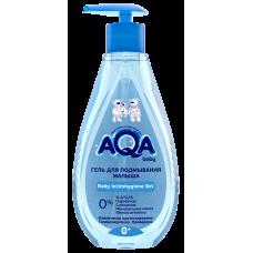 Aqa Baby Гель для подмывания малыша, 400 мл