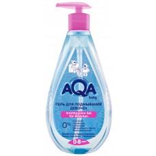 Aqa Baby Гель для подмывания девочек, 400 мл