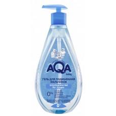 Aqa Baby Гель для подмывания мальчиков, 400 мл