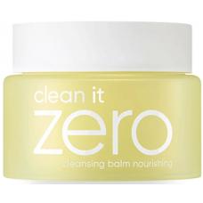 Banila Co Питательный крем-щербет для лица Clean It Zero Cleansing Balm Nourishing, 7 мл