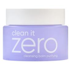 Banila Co Успокаивающий крем-щербет для лица Clean It Zero Cleansing Balm Purifying , 7 мл