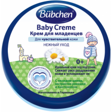 Bubchen Крем для младенцев, 150 мл