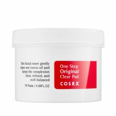 COSRX Очищающие диски с BHA-кислотой One Step Pimple Clear Pad, 70 шт