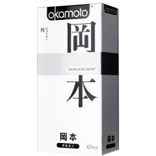 Презервативы Okamoto Skinless Skin Purity, 10 шт