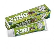 Dental Clinic 2080 Kids Зубная паста детская со вкусом яблока Apple 2+, 80 г