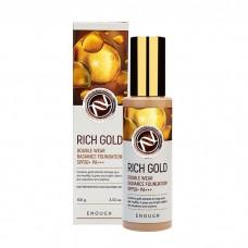 ENOUGH Омолаживающий тональный крем Rich Gold Double Wear Radiance Foundation, тон 13, 100 мл