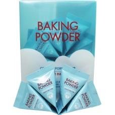 Etude House скраб для лица Baking Powder Crunch Pore Scrub для сужения пор с содой 7г 24 шт