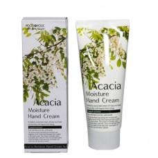FoodaHolic Увлажняющий крем для рук с экстрактом акации Acacia Moisture Hand Cream, 100 мл