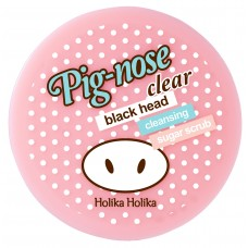 Holika Holika, Очищающий сахарный скраб Pig-nose Clear Black Head, 30 мл