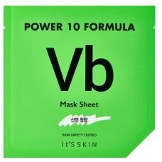 It's Skin, Тканевая маска, для проблемной кожи Power 10 Formula, 1 шт