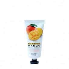 JIGOTT Увлажняющий крем для рук с экстрактом манго Real Moisture Mango Hand Cream, 100 мл