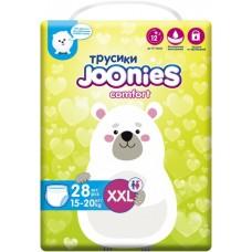 Joonies Набор трусиков comfort XXL (15-28 кг) 28 шт х 4 уп