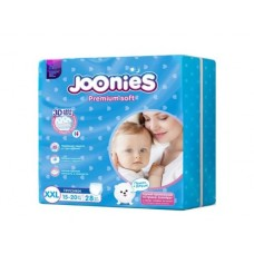 Joonies трусики Premium Soft XXL (15-20 кг) 28 шт.
