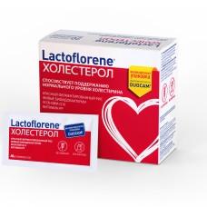 Lactoflorene Холестерол Комплекс для снижения холестерина порошок пакетики 3,6 г х 20 шт