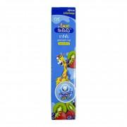 LION Thailand Kodomo паста зубная гелевая для детей с 6 месяцев с ароматом мульт..