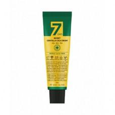 May Island Крем для проблемной кожи с AHA/BHA/PHA кислотами и центеллой азиатской 7days Secret Centella Cica Cream, 50 мл