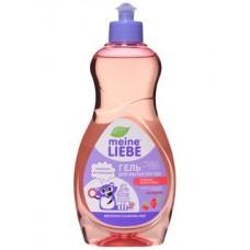 Meine Liebe Концентрированный гель для мытья посуды Клюква и брусника, 0.5 л