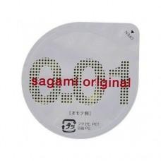 Sagami Презервативы полиуретановые Original 001 (1 шт)