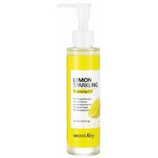 Secret Key Гидрофильное масло с экстрактом лимона для очищения кожи, 150 мл