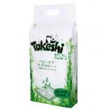 Пеленки впитывающие TAKESHI KID'S для детей бамбуковые 60*60 10 шт