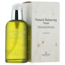 The Skin House Тонер балансирующий для обезвоженной жирной кожи Natural Balancing Toner, 130 мл
