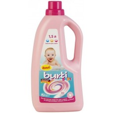 Burti liquid Baby, жидкое средство для стирки детского белья, 1.5 л