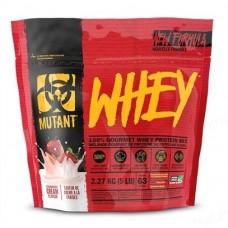Mutant Whey 5 фунтов Клубничный крем (2270 г.)