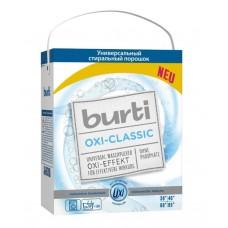 Burti с OXI-эффектом, универсальный стиральный порошок, 5.7 кг