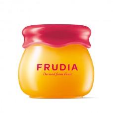 Frudia Бальзам для губ с медом и экстрактом граната Pomegranate Honey 3 in 1 Lip Balm, мини версия, 10 мл