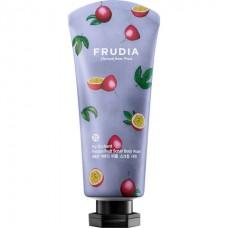 Frudia Скрабирующий гель для душа с маракуйей My Orchard Passion Fruit Scrub Body Wash, 200 мл