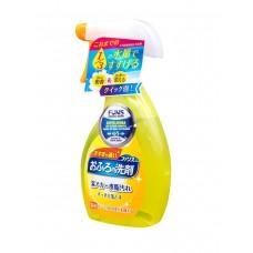 FUNS Спрей-пенка чистящая для ванной комнаты с ароматом апельсина и мяты 380 мл