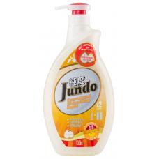 Jundo гель для мытья посуды и детских принадлежностей Сочный лимон,1000 мл