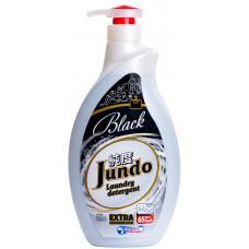 Jundo Black Концентрированный гель для стирки черного белья, 1 л