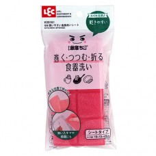 LEC Тонкая губка для мытья посуды (для труднодоступных загрязнений), 1 шт
