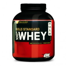 Протеин Optimum Nutrition 100% Whey Gold Standard 2270 г, мокко-капучино