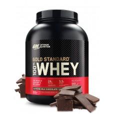 Протеин Optimum Nutrition 100% Whey Gold Standard 2270 г, молочный шоколад