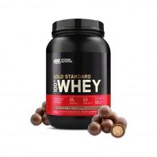 Протеин Optimum Nutrition 100% Whey Gold Standard 907 г шоколадно-арахисовая паста