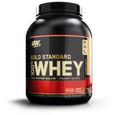 Протеин Optimum Nutrition 100% Whey Gold Standard 2270 г, восхитительная клубника