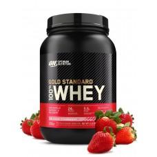 Протеин Optimum Nutrition 100% Whey Gold Standard 907 г восхитительная клубника