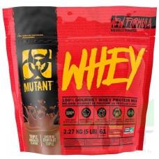 Mutant Whey 5 фунтов тройной шоколад (2270 г.)